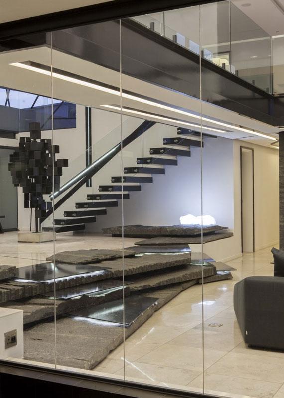 b5 Modern byggnad Ber House designad av Nico van der Meulen arkitekter