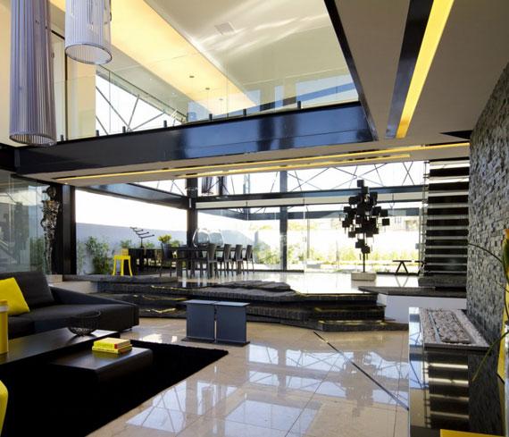 b8 Modern byggnad Ber House designad av Nico van der Meulen Architects