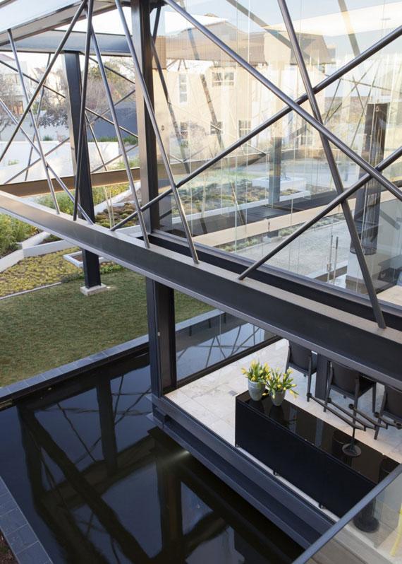 b2 Modern byggnad Ber House designad av Nico van der Meulen Architects
