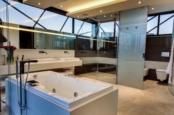 b15 Modern byggnad Ber House designad av Nico van der Meulen Architects