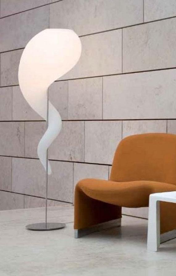 q7 Moderna och vintage golvlampedesigner för att dekorera och lysa upp dina rum