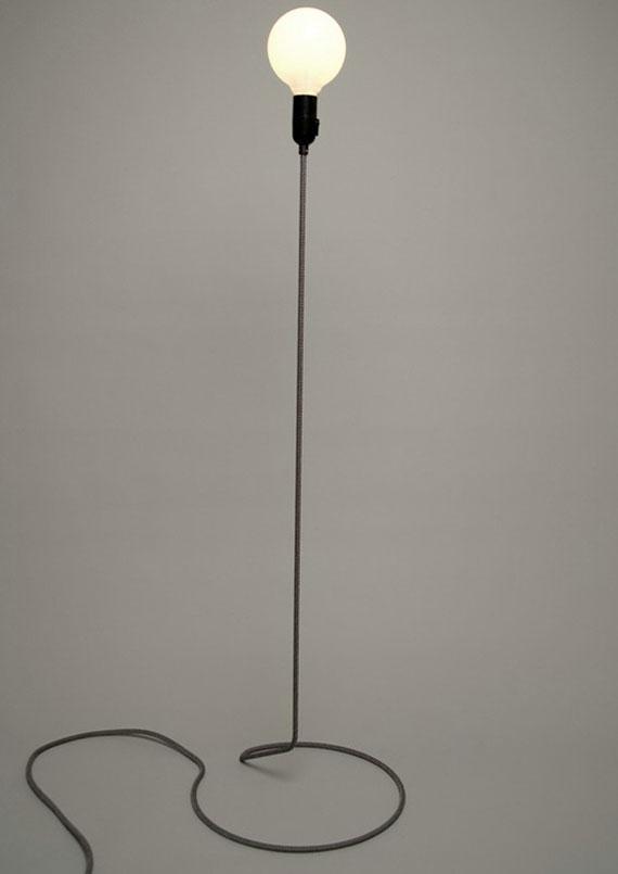 q15 Moderna och vintage golvlampedesigner för att dekorera och lysa upp dina rum