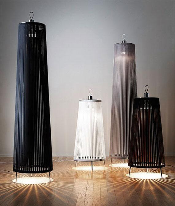 q14 Moderna och vintage golvlampedesigner för att dekorera och lysa upp dina rum
