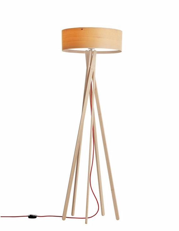 q13 Moderna och vintage golvlampedesigner för att dekorera och lysa upp dina rum