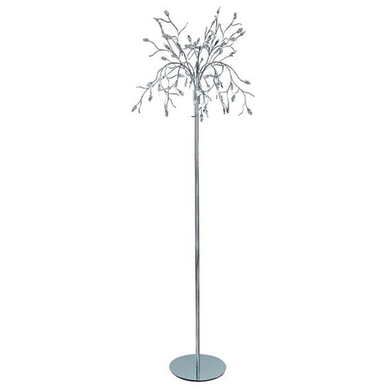 q4 Moderna och vintage golvlampedesigner för att dekorera och lysa upp dina rum