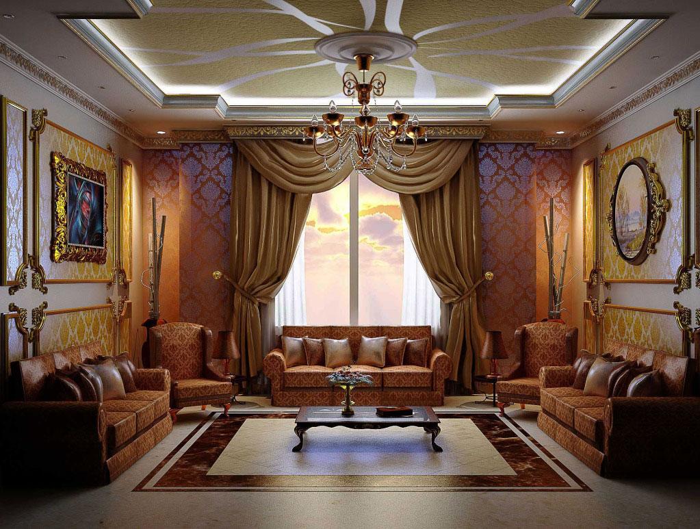 Textilier2 arabisk inredning, dekor, idéer och foton