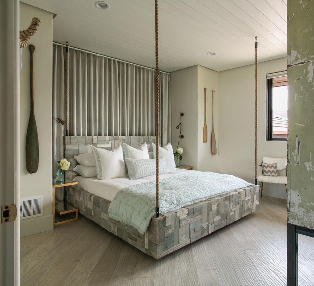 Kreativa hängande sängidéer för fantastiska hem 4 Kreativa hängande sängidéer för fantastiska hem