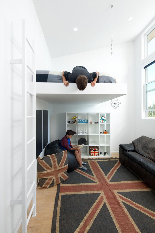 Kreativa hängande sängidéer för fantastiska hem 14 kreativa hängande sängidéer för fantastiska hem