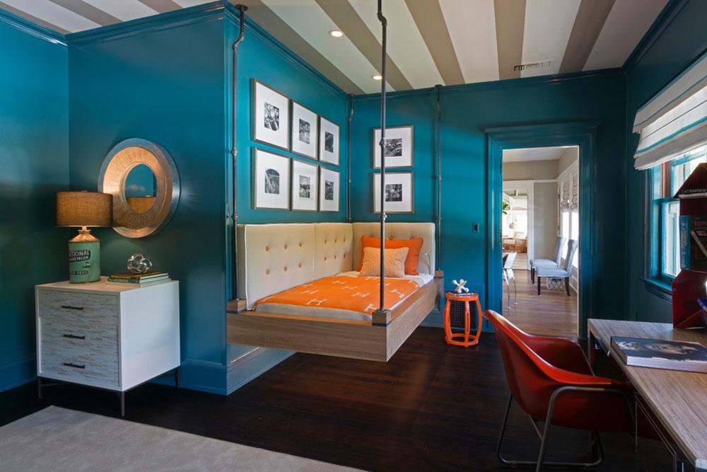 11 kreativa hängande sängidéer för fantastiska hem