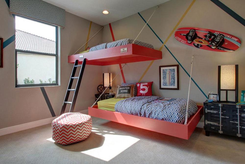 15 kreativa hängande sängidéer för fantastiska hem