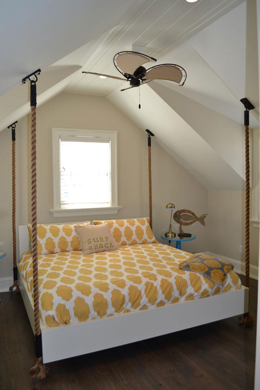 16 kreativa hängande sängidéer för fantastiska hem