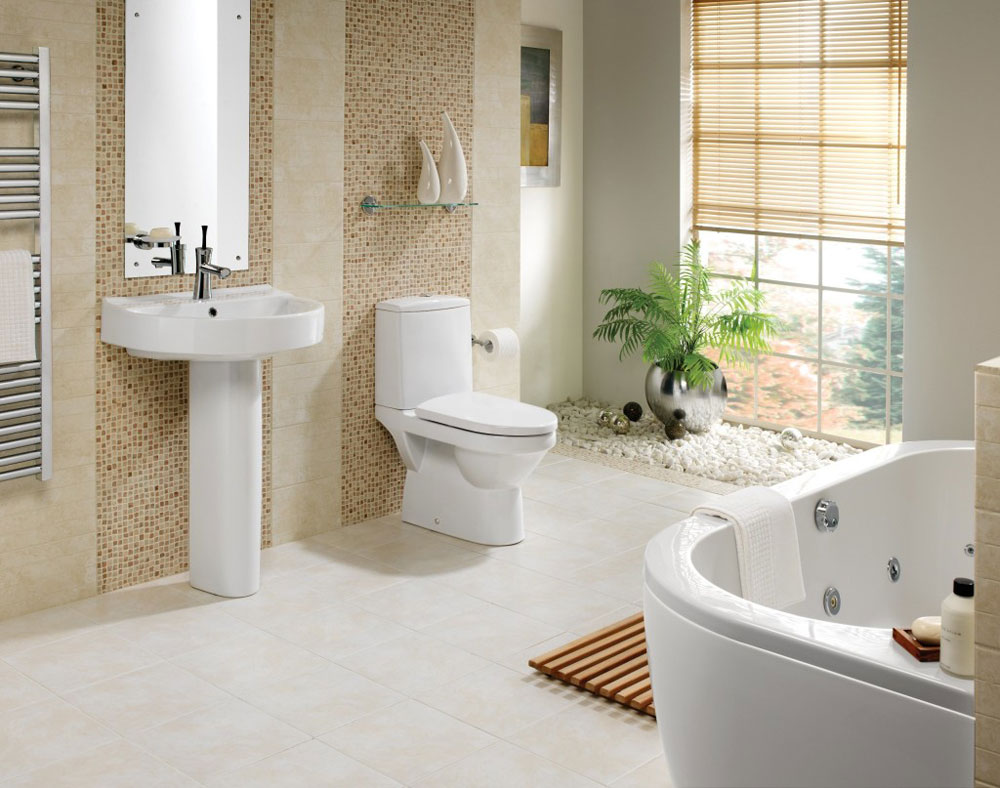 Dekorera-ditt-badrum-med-vackra-växter-9 Dekorera ditt badrum med vackra växter
