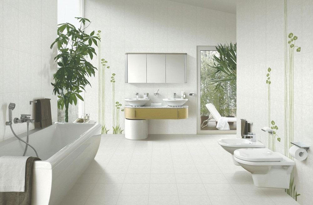 Dekorera-ditt-badrum-med-vackra-växter-7 Dekorera ditt badrum med vackra växter