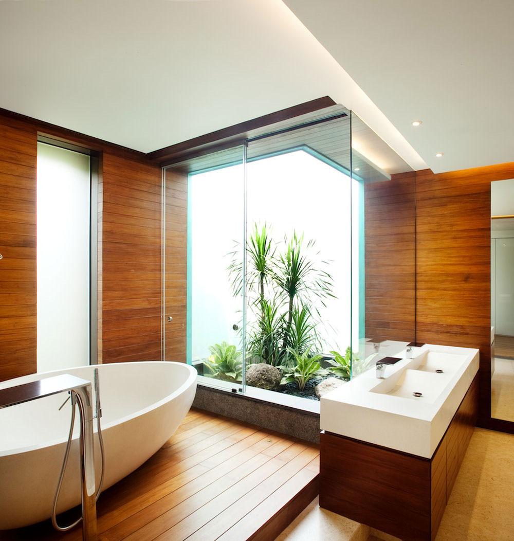 Dekorera-ditt-badrum-med-vackra-växter-8 Dekorera ditt badrum med vackra växter