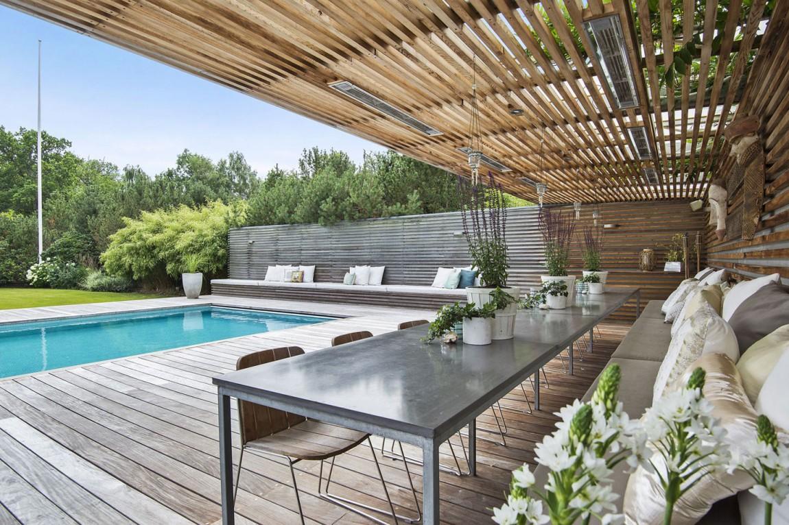 Svensk villa-i-Saro-med-elegant-2 Svensk villa i Saro med elegant designade rum