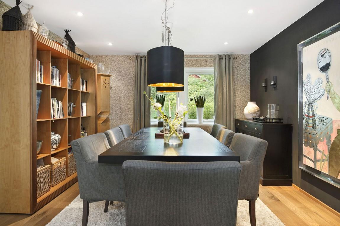 Svensk Villa-In-Saro-Mit-Elegant-9 Svensk Villa i Saro med elegant designade rum