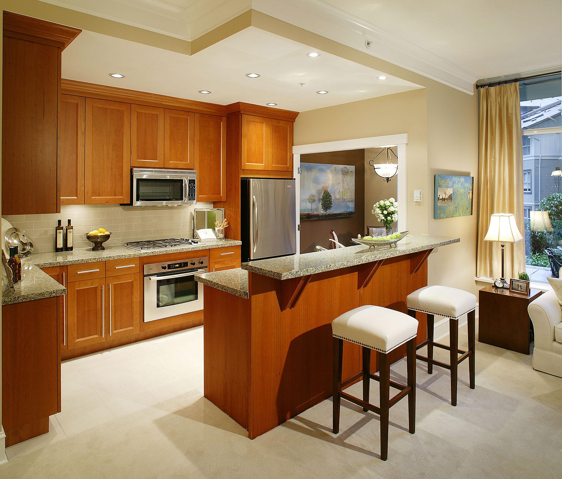 Välj-Lång-Horisontell-möbler Hur du får ditt tak att se högre ut