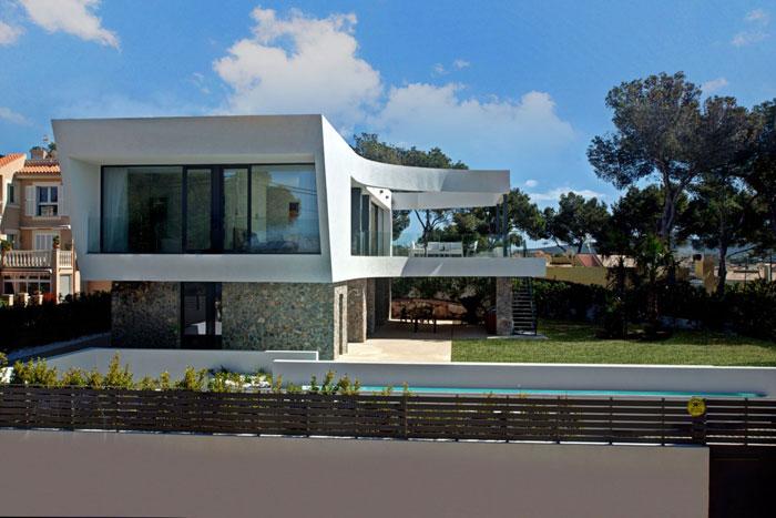 85532435882 Härlig medelhavsvilla - Malgrats Seven designad av Signature Estate
