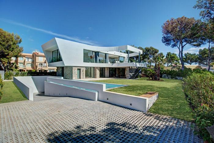 85532448512 Magnifik medelhavsvilla - Malgrats Seven designad av Signature Estate