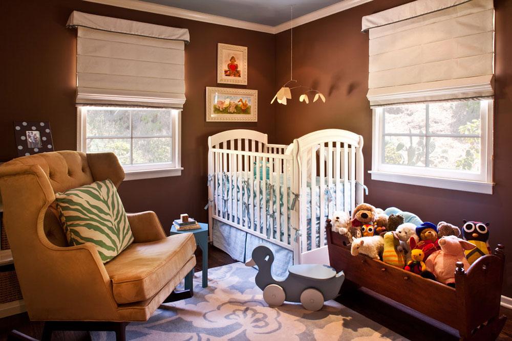 Färg-psykologi-för-baby-rum-10 färg-psykologi för baby-rum