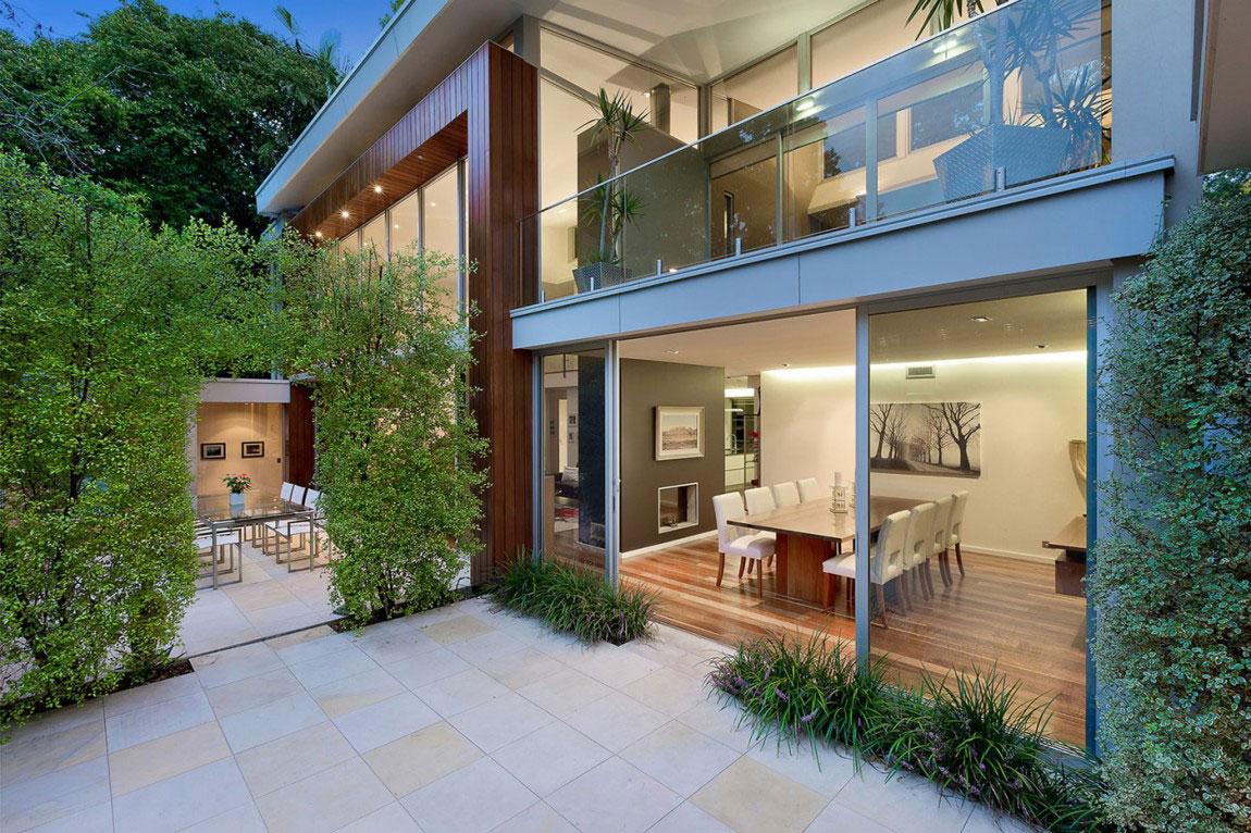 Enfamiljshus designad av arkitekten-Darren-Campbell-5 Enfamiljshemmet designad av arkitekten-Darren Campbell