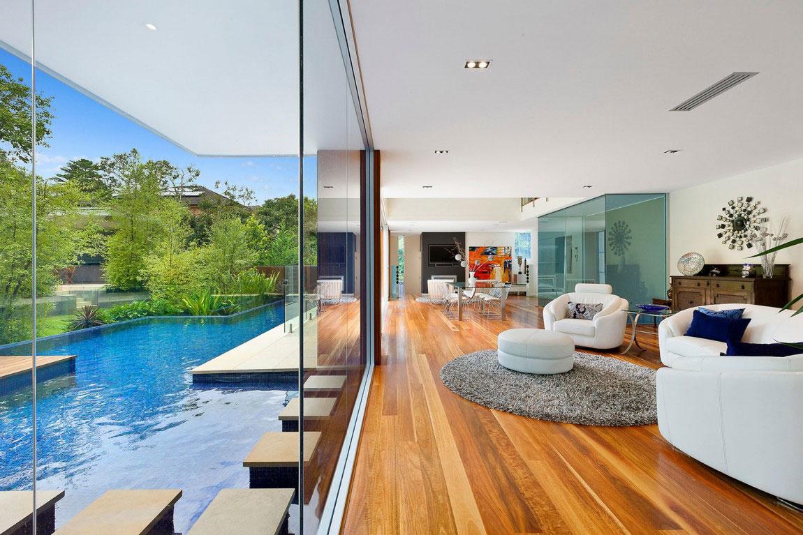 Ett enfamiljshus designat av arkitekten Darren-Campbell-6 Ett enfamiljshus designat av arkitekten Darren Campbell