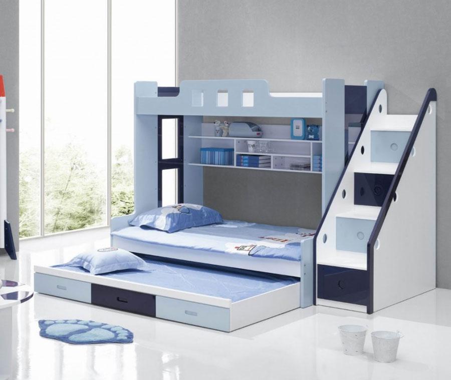 9 moderna våningssängdesigner och idéer för ditt barns rum