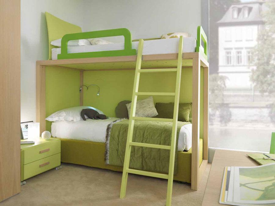 17 moderna våningssängdesigner och idéer för ditt barns rum