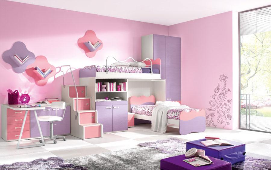 18 moderna våningssängdesigner och idéer för ditt barns rum