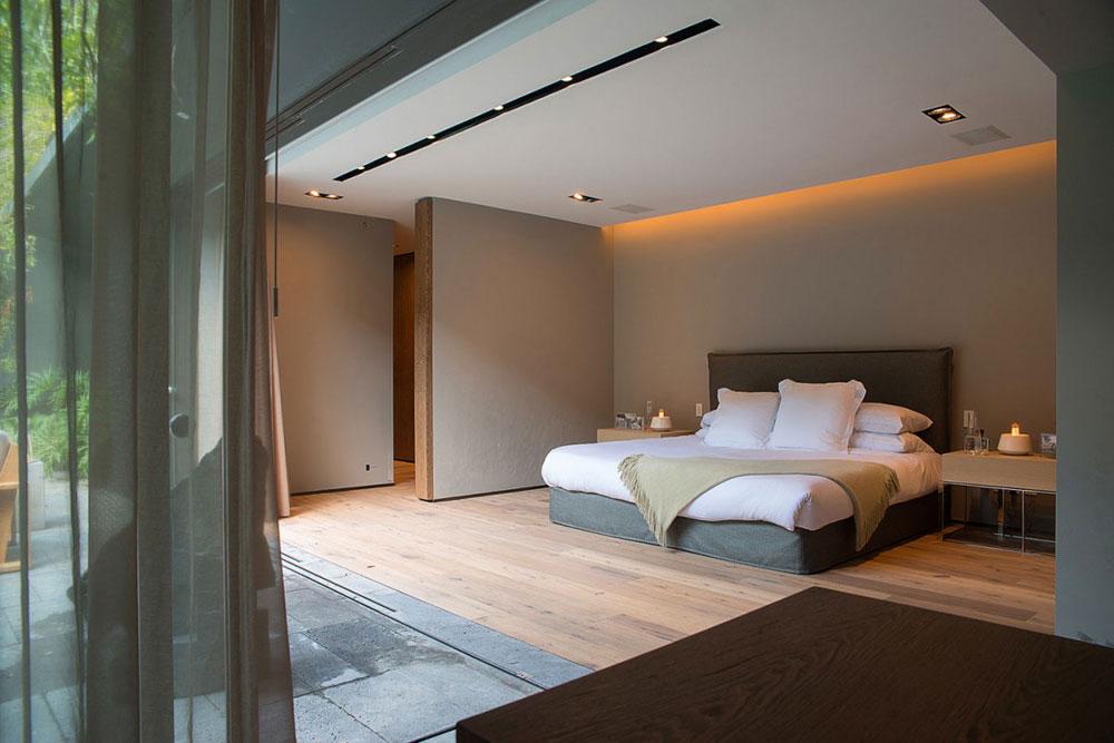 Häftiga sovrum i modern design som utnyttjar varje tum utrymme.  2 Häftiga sovrum med modern design som utnyttjar varje tum utrymme