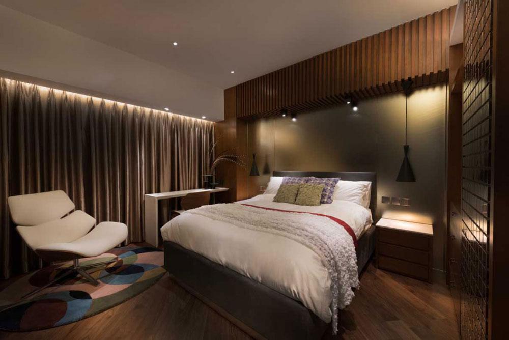 Coola modernt designade sovrum som utnyttjar varje tum utrymme 8 Coola modernt designade sovrum som utnyttjar varje tum utrymme