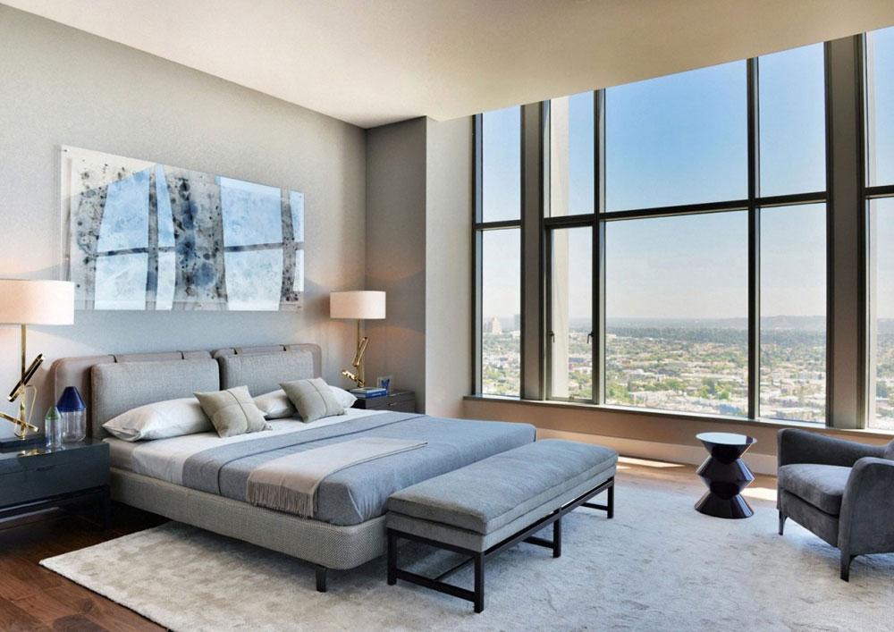 Coola modernt designade sovrum som drar nytta av varje tum utrymme 5 Coola modernt designade sovrum som drar nytta av varje tum utrymme