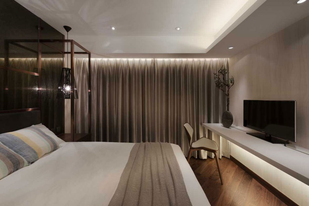 Coola modernt designade sovrum som utnyttjar varje tum 9 Coola modernt designade sovrum som utnyttjar varje tum utrymme