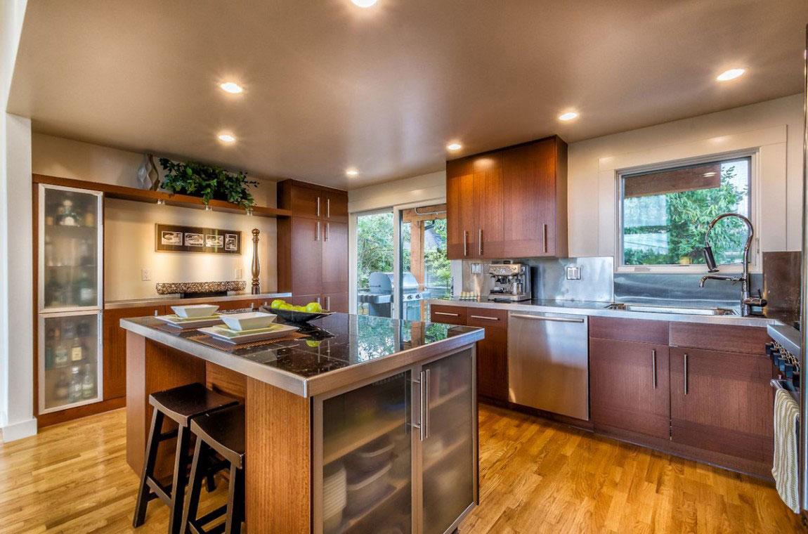 Nytt-kök-interiör-design-exempel-2 Vet inte hur man designar nästa kök?  Här är nya exempel på köksinredning