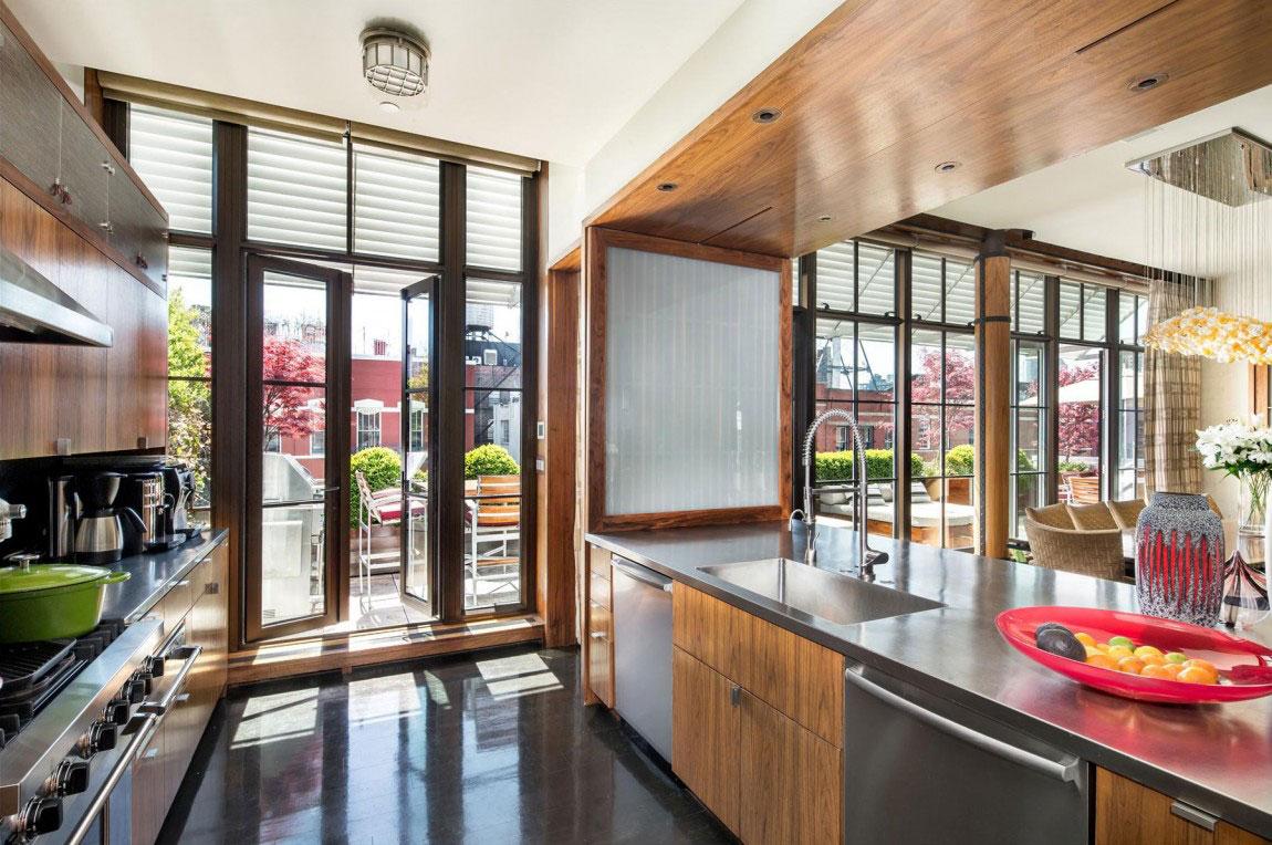 Nytt-kök-interiör-design-exempel-8 Vet du inte hur du designar nästa kök?  Här är nya exempel på köksinredning