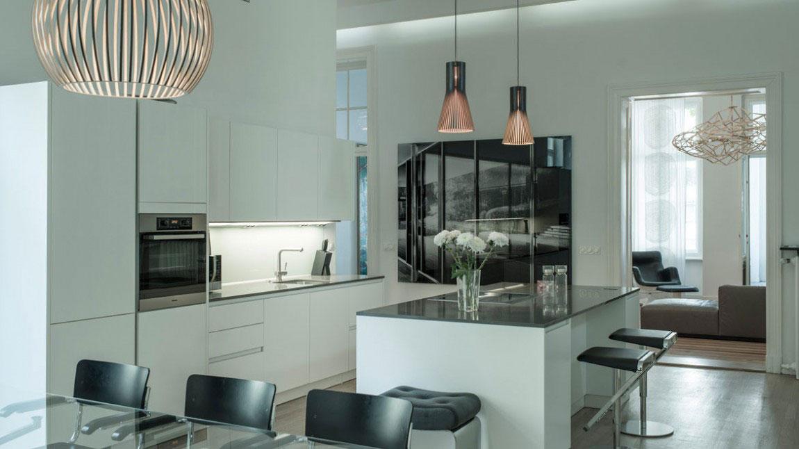 Nytt-kök-interiör-design-exempel-4 Vet du inte hur du designar nästa kök?  Här är nya exempel på köksinredning