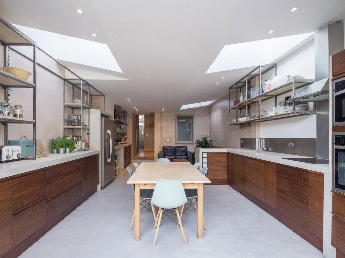 Nytt-kök-interiör-design-exempel-3 Vet inte hur man designar nästa kök?  Här är nya exempel på kökinredning