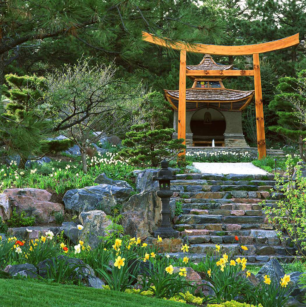 Ta Zen in i ditt liv genom att skapa en japansk trädgård 10 Ta Zen in i ditt liv genom att skapa en japansk trädgård