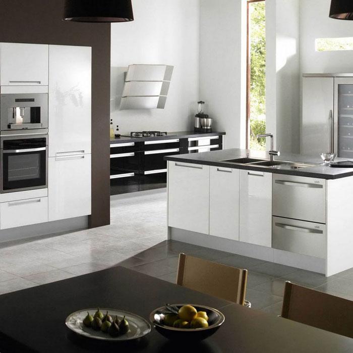 81479830658 Idéer för modernt kök som ska inspirera dig
