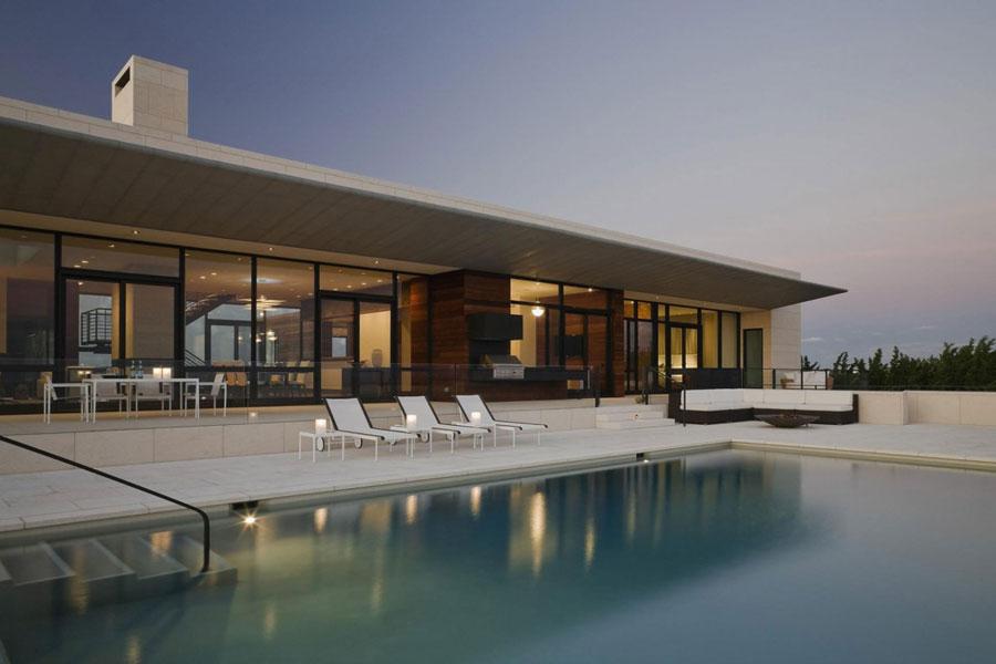 6 En arkitektonisk underverk av ett modernt hem designat av Alexander Gorlin Architects