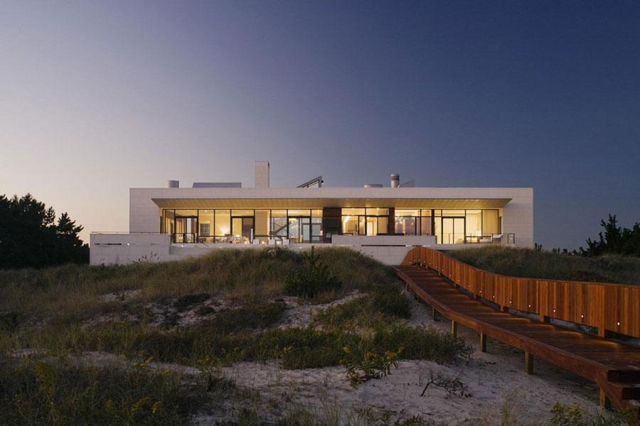 9 En arkitektonisk underverk av ett modernt hem designat av Alexander Gorlin Architects