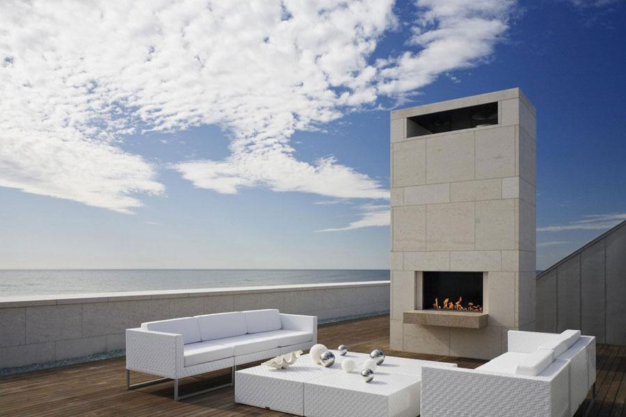 2 Ett arkitektoniskt underverk av ett modernt hem designat av Alexander Gorlin Architects