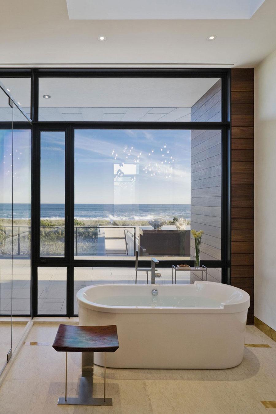 5 En arkitektonisk underverk av ett modernt hem designat av Alexander Gorlin Architects