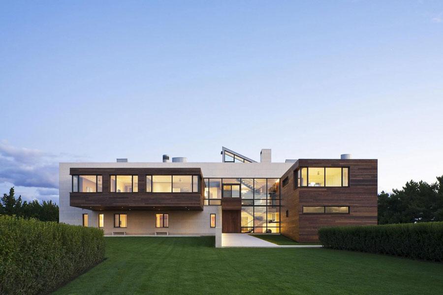 8 En arkitektonisk underverk av ett modernt hem designat av Alexander Gorlin Architects