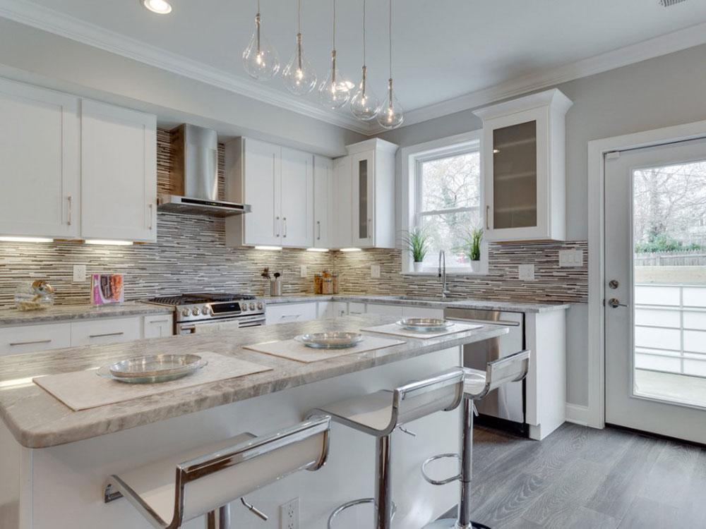 Lovely-Kitchen-Interiors-With-White-Cabinets-11 Vacker köksinredning med vita skåp