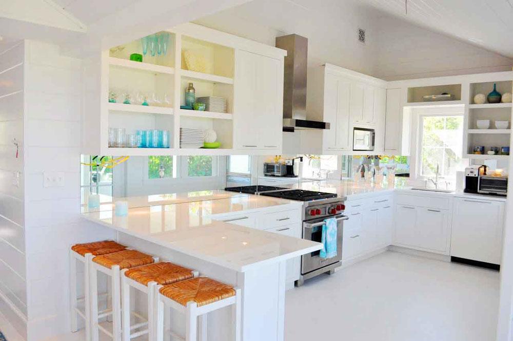 Lovely-Kitchen-Interiors-With-White-Cabinets-12 Vacker köksinredning med vita skåp