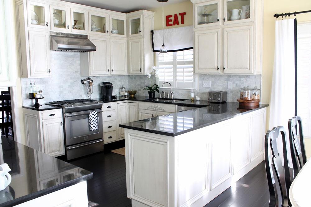 Vackra-kök-interiörer-med-vita-skåp-1 Vackra-kök-interiörer-med-vita-skåp