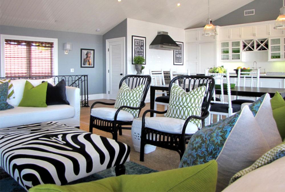 The-Sandberg-Home-by-Tara-Bussema IKEA-vardagsrumsdesignidéer