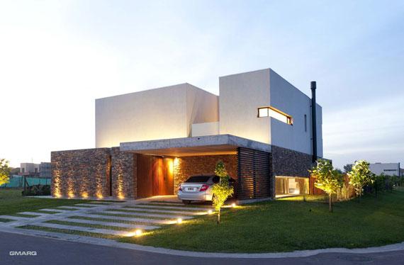 50025013261 Casa A i Argentina Designad av Estudio GMARQ