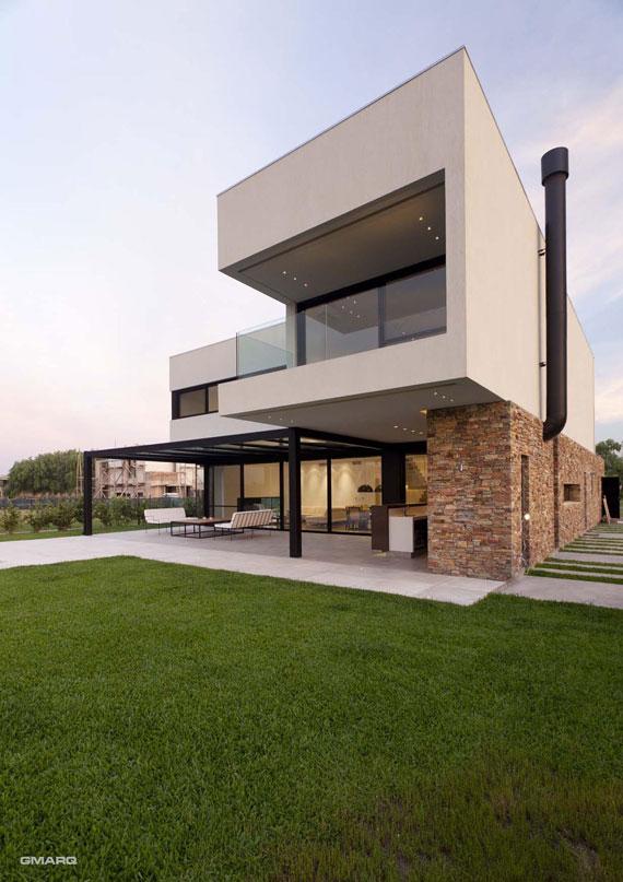 50025116817 Casa A i Argentina Designad av Estudio GMARQ